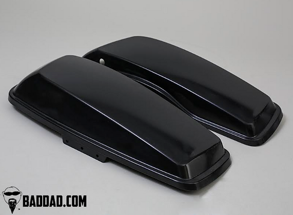 OEM STYLE SADDLEBAG LIDS FOR 2014-2018