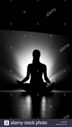 woman-doing-yoga-lotus-pose-silhouette-b