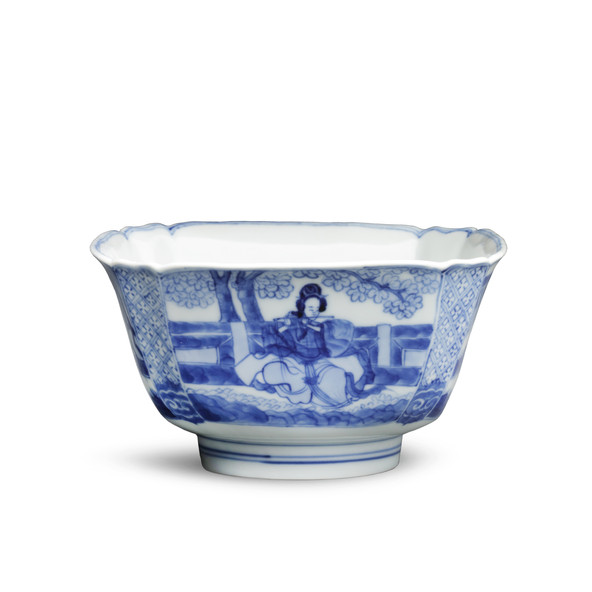 PORCELAIN BOWL, 17TH-18TH CENTURY