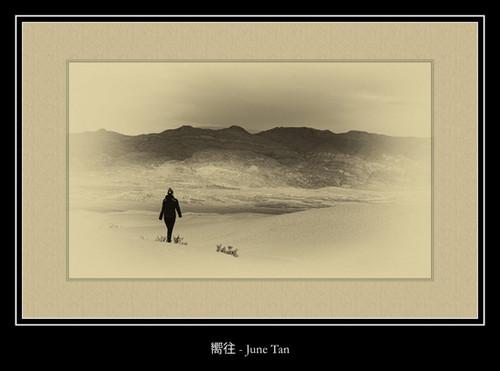 嚮往 - June Tan