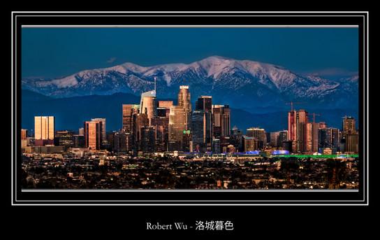 洛城暮色 - Robert Wu