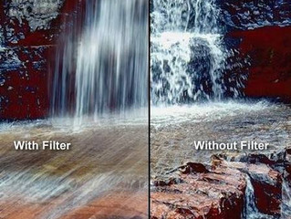 N212 如何使用10-stops 減光濾片(Neutral Density Filter)