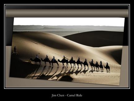 Camel Ride - Jim Chen
