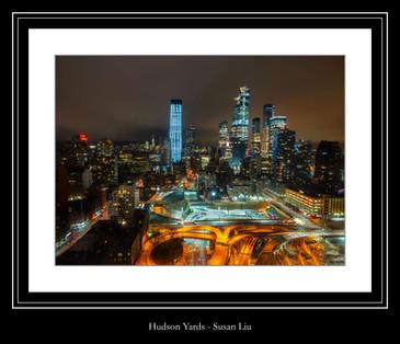 Hudson Yards - Susan Liu
