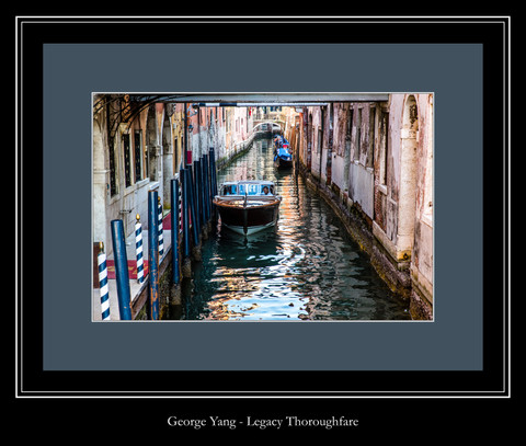 Legacy Thoroughfare - George Yang