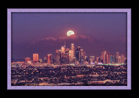LA Full Moon - Michelle Kao