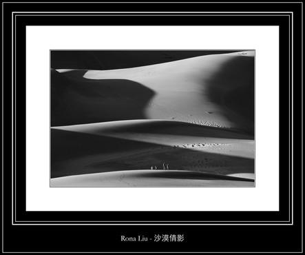 沙漠倩影 - Rona Liu