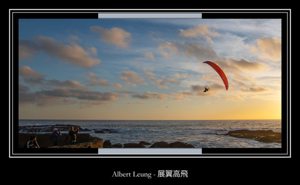 展翼高飛 - Albert Leung