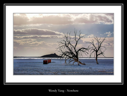 nowhere - Wendy Yang