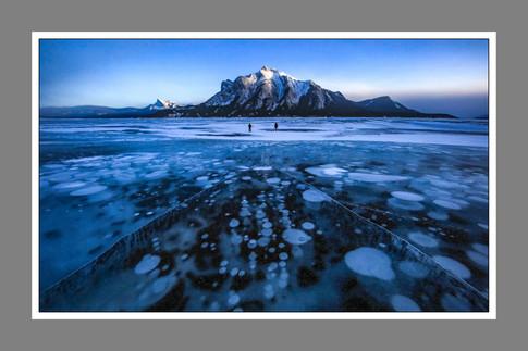 冰泡凍湖 - Benjamin Yang