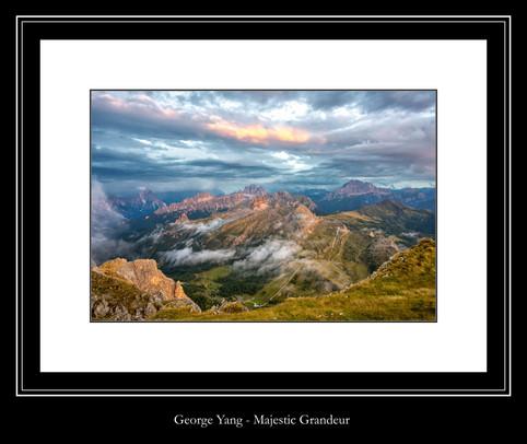 Majestic Grandeur - George Yang