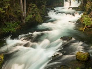 N229 如何拍攝山溪的朦朧美