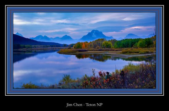 Teton NP - Jim Chen