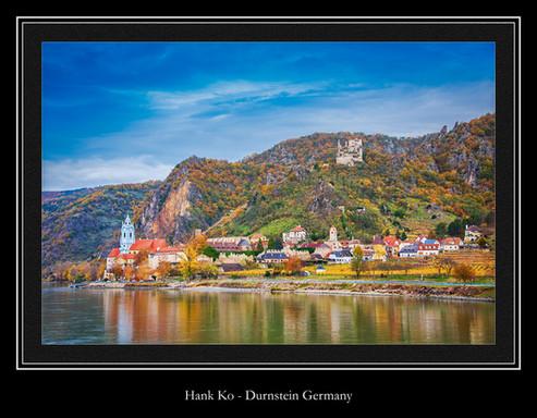 Durnstein Germany - Hank Ko