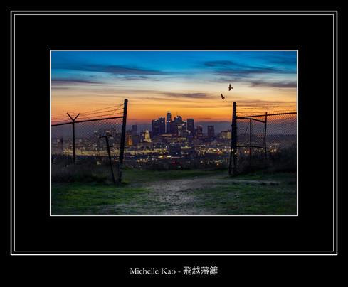 飛越籓籬 - Michelle Kao