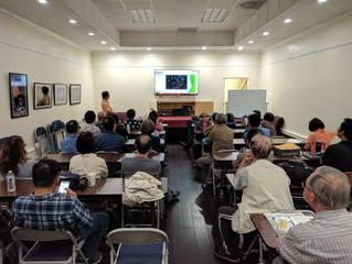 TAPA 7月21日 (星期六 2pm - 5pm) 例會 - 特別邀請到重量級知名攝影家張寶平先生和陳群先生蒞會。