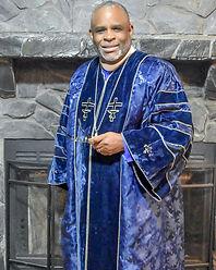 Presiding Elder Rev. Dr. Frederick Dougl