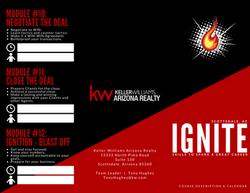 IGNITE Brochure Cover