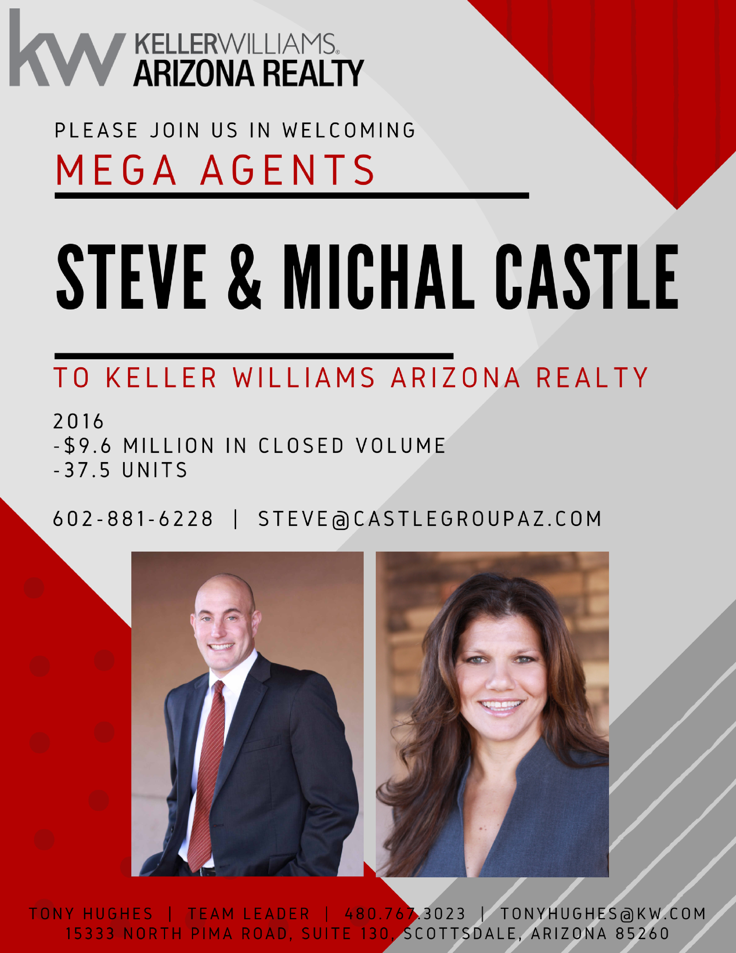 MEGA Agent Welcome