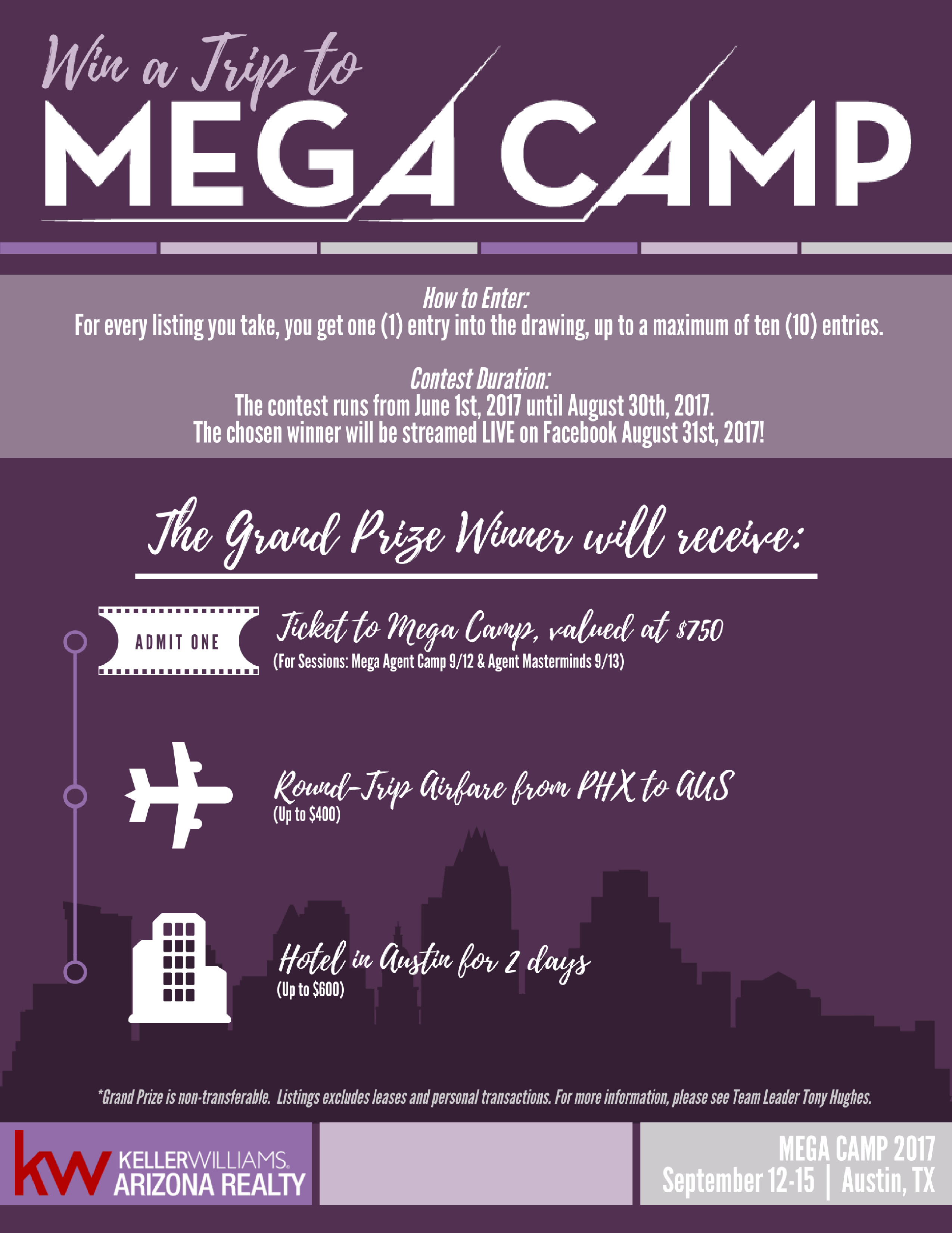 Mega Camp Contest