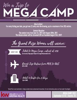 Mega Camp Contest
