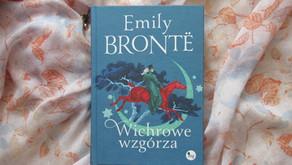 """""""Wichrowe wzgórza"""" Emily Brontë"""