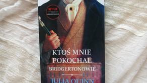 """""""Ktoś mnie pokochał"""" Julia Quinn"""