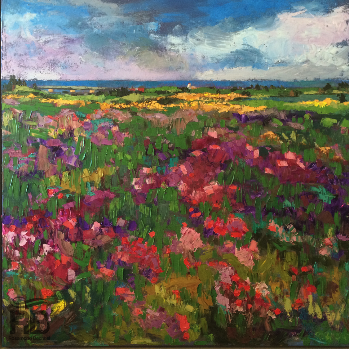 Wildflowers on the Hill