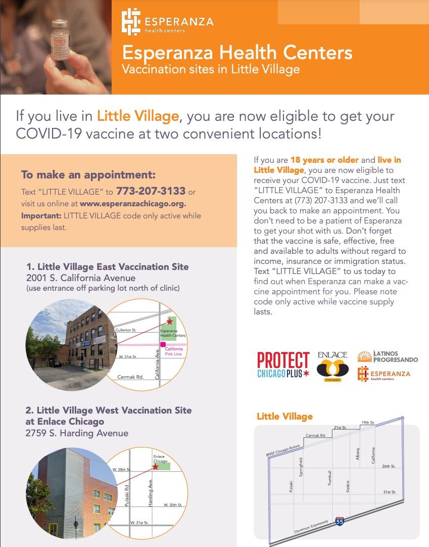 Little Village Protect Chicago Plus