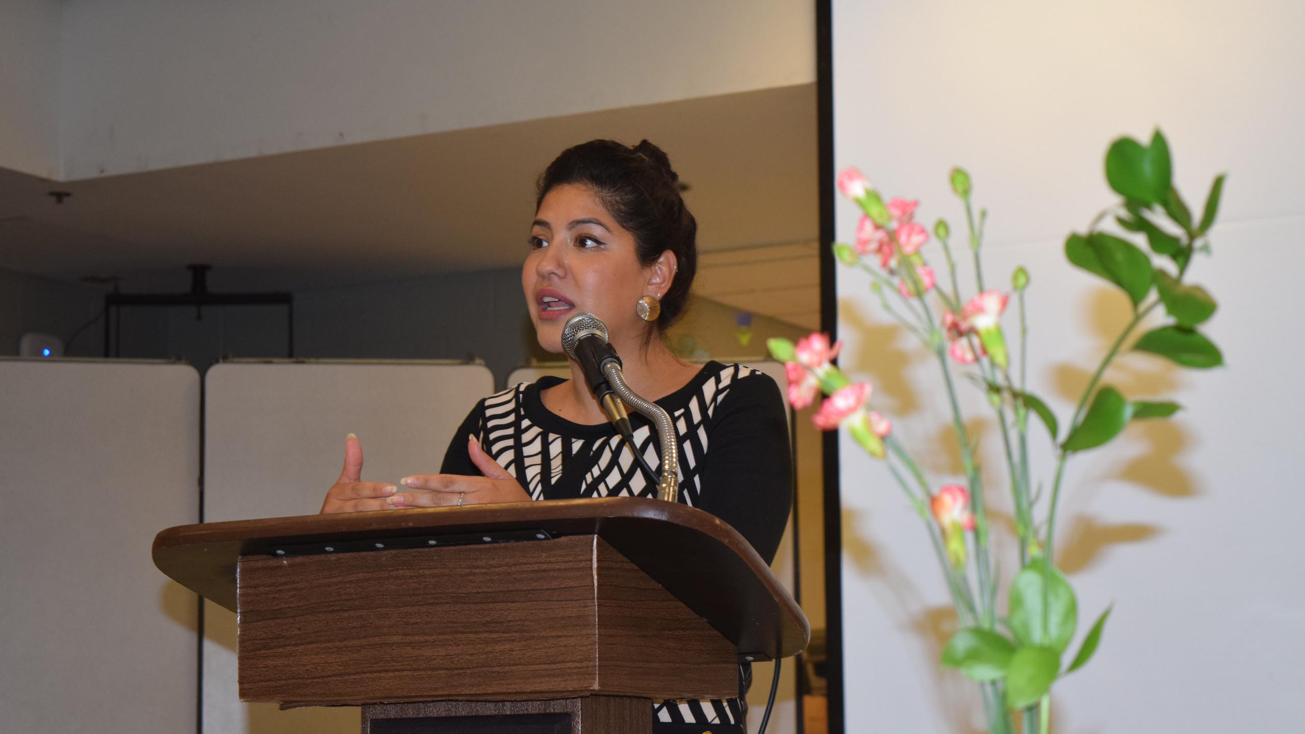 Mayra Lagunas, U of I