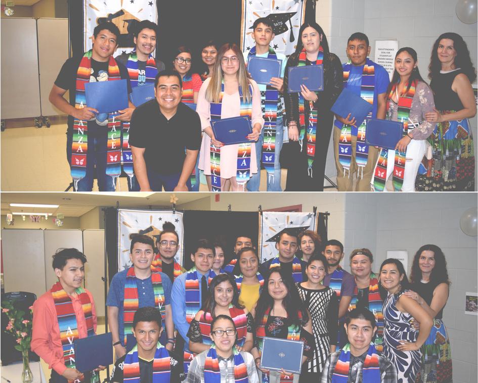 Graduados de AVANZA