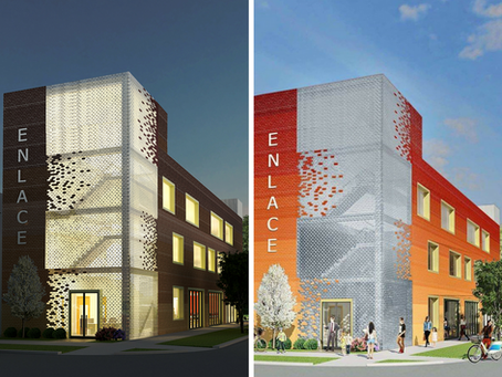 Enlace receives capital grant for new building