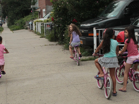 Safe Routes in Little Village