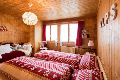 Schlafzimmer 2 - Alpenchic Stil