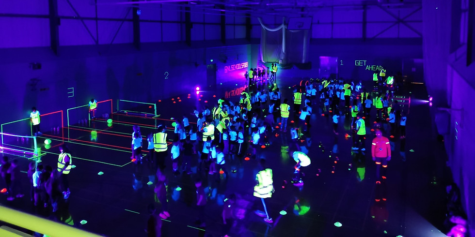 KS1 Get Glowing (Session 2)