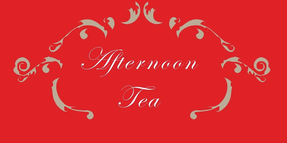 Humber SSP Afternoon Tea Webinar