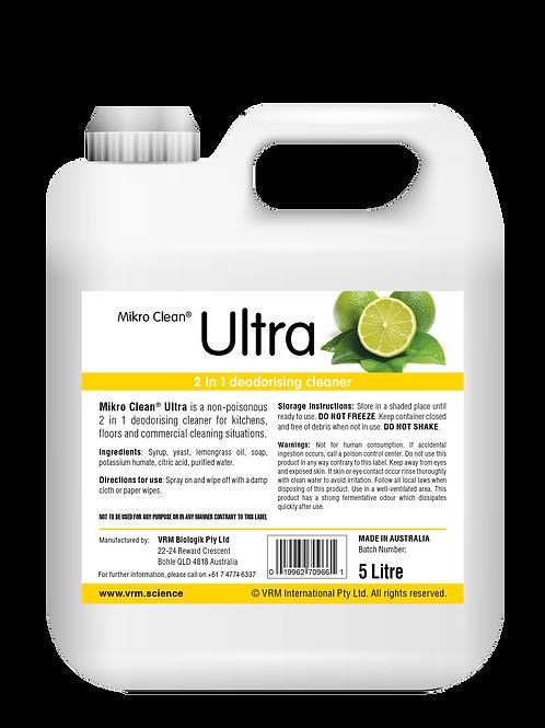 Mikro Clean Ultra 5L