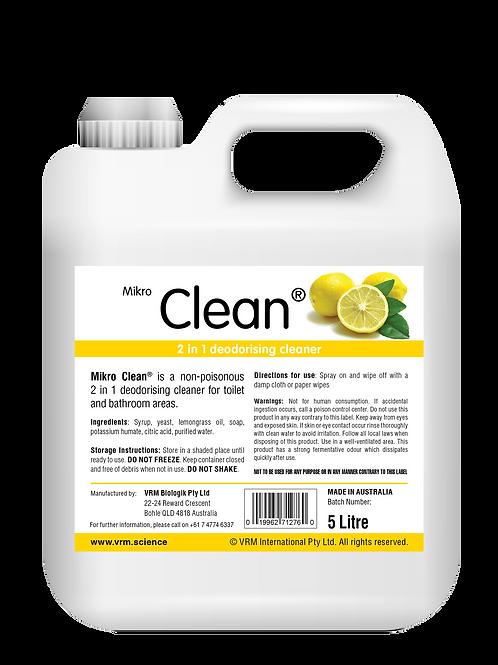 Mikro Clean 5L