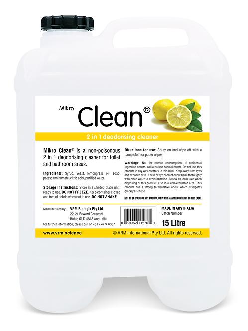 Mikro Clean 15L