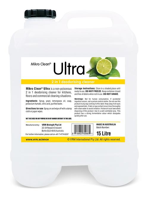 Mikro Clean Ultra 15L