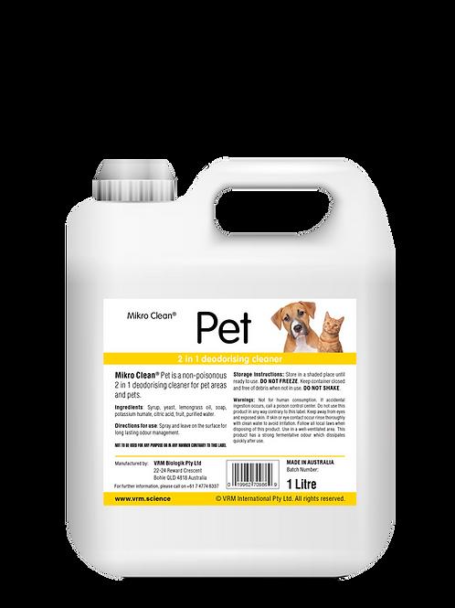 Mikro Clean Pet 1L