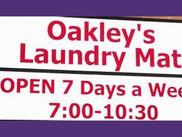 Oakley Laundromat