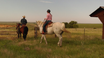 Hiking & Riding Trail