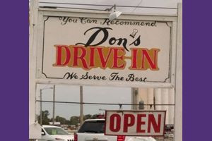 Don's Rainbow Drive-In