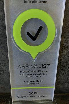 ArrivaList Award