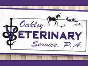 Oakley Vetrinary Service