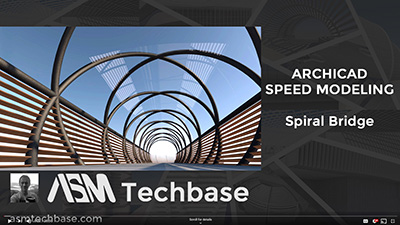 Thumb Spiral Bridge
