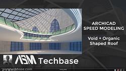 Thumb Void+Organic Shaped Roof
