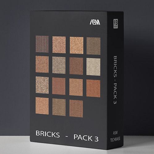 Twinmotion Bricks Pack 3 @ 4K
