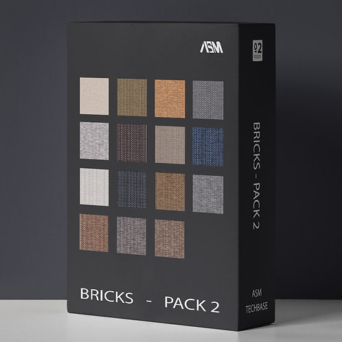 Twinmotion Bricks Pack 2 @ 4K